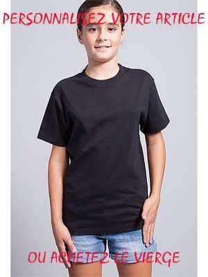 KID Tshirt unisex 150g personnaliser