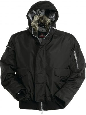 01 - PAYPER FOX noir