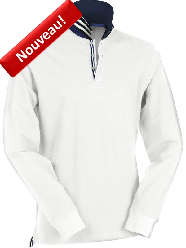 polo-payper-long-reverse-blanc-noujveau-bewellonline