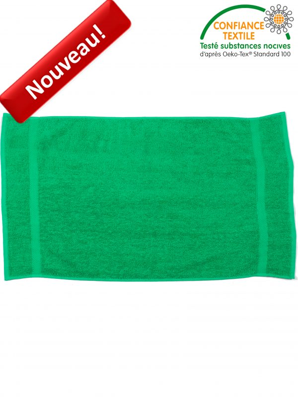 TC003 serviette de toilette bright green