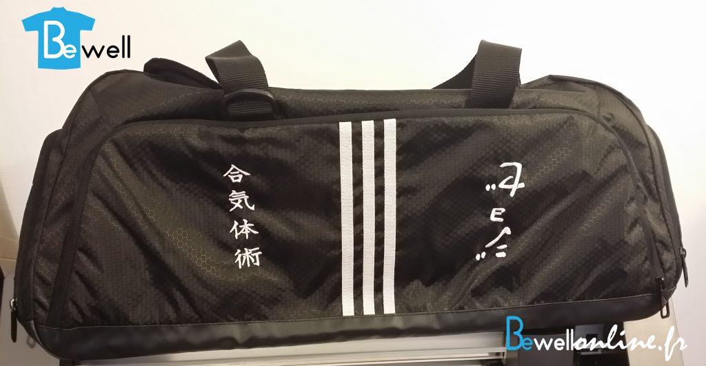 20160326_191718 broderie sur sac sport bewellonline