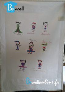 20160508_191449 dessin d'enfant sur torchon bewellonline