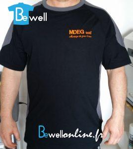 20160606_170919 broderie logo sur t-shirt de travail bewellonline