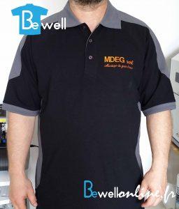 20160606_171048 broderie logo sur polo de travail bewellonline