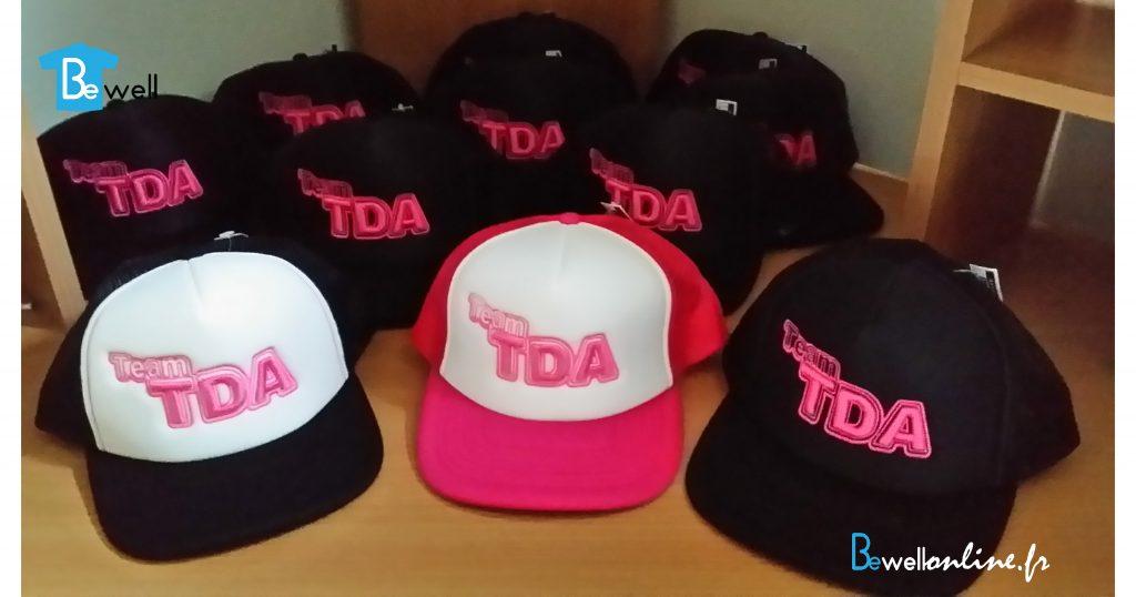20161011_095201 broderie 3D sur casquette