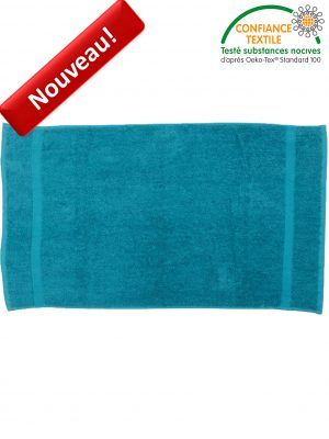 serviette de toilette Teal