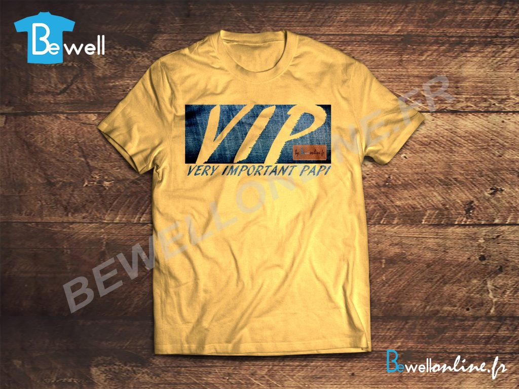 VIP Very important papy bewellonline