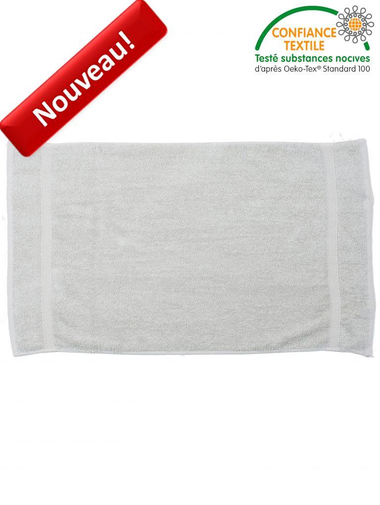 TC003 serviette de toilette blanc nouveau